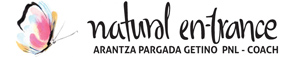 Arantza Pargada Getino Coach Natural Entrance Logo