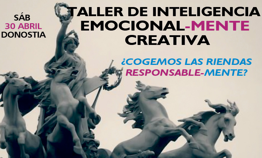 Arantza Pargada Taller de Inteligencia emocional Natural EnTrance Coaching